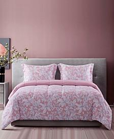 Cammy 3 Piece Full/Queen size Comforter Set