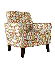 Adrian Flared Arm Chair