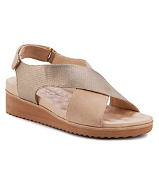 Henley Wedge Sandal