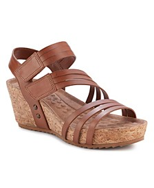 Tiana Wedge Sandal
