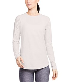 Women's Charged Cotton® Adjustable Long-Sleeve T-Shirt