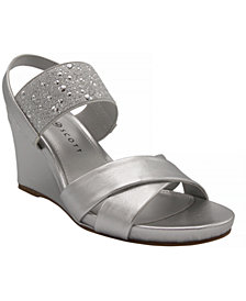 Karen Scott Parrisa Wedge Sandals, Created for Macy's