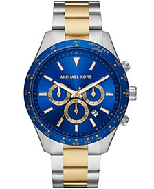 Layton Chronograph Two-Tone Stainless Steel Watch