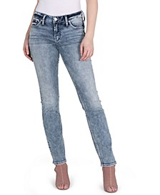 Elyse Straight Jeans