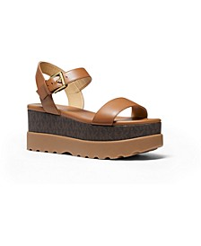 Marlon Flatform Sandals