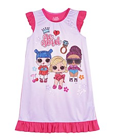Big Girls Dorm Night Gown