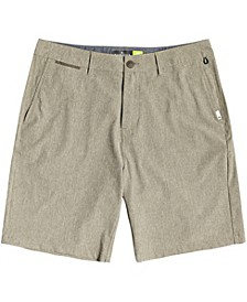 Men's Union Heather Amphibian Board Short