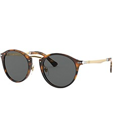 Sunglasses, 0PO3248S108B149W