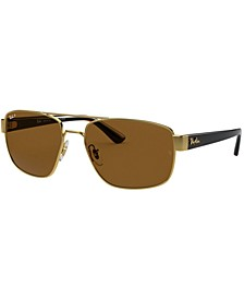 Polarized Sunglasses, RB366360-P