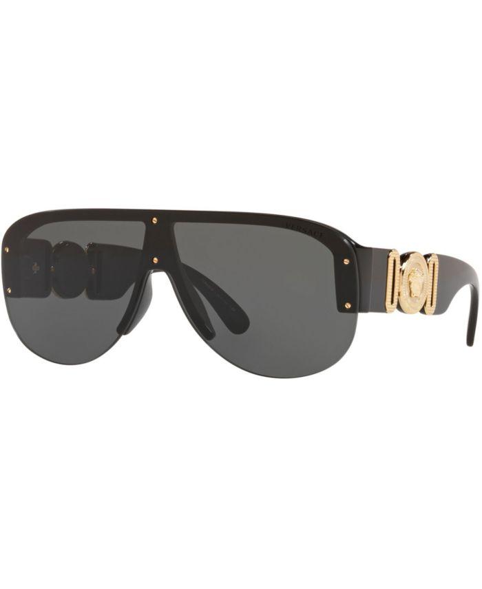 Versace Sunglasses, VE4391 & Reviews - Sunglasses by Sunglass Hut - Men - Macy's