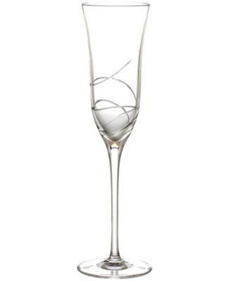 Stemware, Ballet Ribbon Essence Champagne Flute