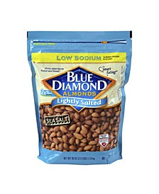 Lightly Salted Almonds, 40 oz