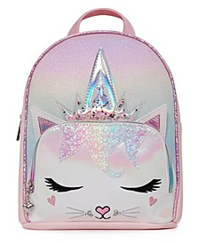 Big Girls Miss Bella Ombre Kitty Mini Backpack