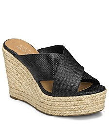 Women's Martha Stewart Woodside Wedge Sandal