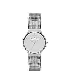 Women's Nicoline Stainless Steel Mesh Watch 32mm