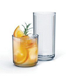 Tacoma Tumblers 16 Piece Glassware Set