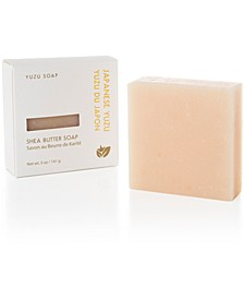 Shea Butter Soap Bar - Japanese Yuzu, 5-oz.