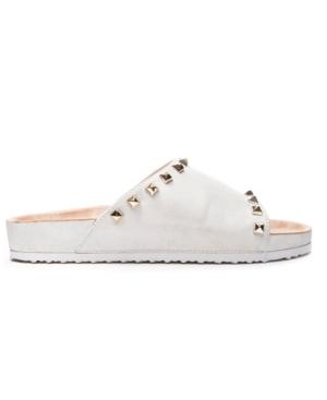 Qiana Shimmer Women's Footbed Sandal Women's Shoes