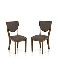 Raven 2 Piece Side Chair Set
