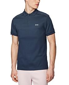 BOSS Men's Paule TR Dark Blue Polo Shirt