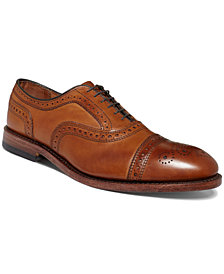 Allen Edmonds Strand Cap-Toe Shoes