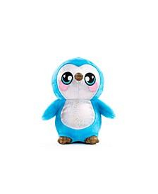 3Deez Deluxe Stuffed Animals, Slow-Rise Foam, Booboo The Penguin