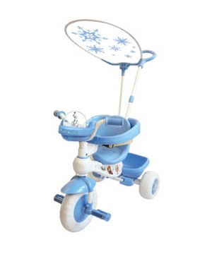 Kiddieland Disney Frozen Deluxe Push N' Ride Trike