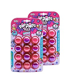 Pets Slime Bubbles - 24 Pieces Deluxe toy Pack