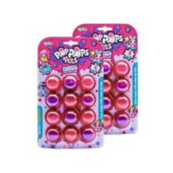 Pop Pops Pets Slime Bubbles - 24 Pieces Deluxe toy Pack