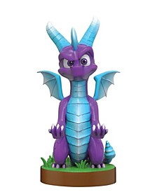 Cable Guy Charging Controller and Device Holder - Ice Spyro from Spyro Reignighted Trilogy