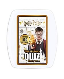 Harry Potter Quiz Game
