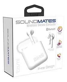 Electronics Soundmates 5.0 Box Packaging with Flap
