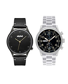 Kenneth Cole Classic Watch Set, 45MM