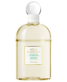 Aqua Allegoria Bergamote Calabria Shower Gel, 6.7-oz.