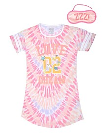 Big Girls Love Dream Sleepshirt