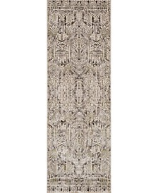 "Cambridge CAM-1 Gold 2'6"" x 8' Runner Rug"