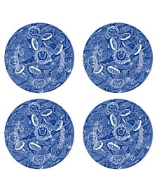 Blue Room Sunflower Dinner Plates, Set of 4