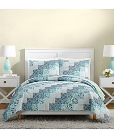 Cloud Vines Quilted Bedding Collection
