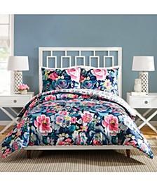 Garden Grove King Comforter Set - 3Pc
