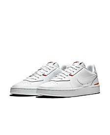Women's Court Blanc Casual Sneakers from Finish Line