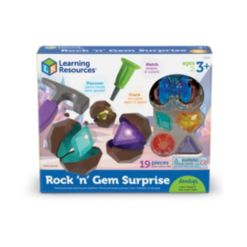 Learning Resources Rock 'N' Gem Surprise
