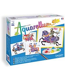 Aquarellum Junior - Knights