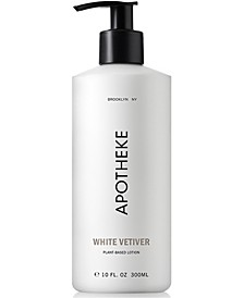 White Vetiver Lotion, 10-oz.