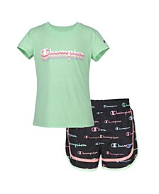Little Girls 2 Piece Set