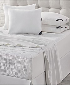 Royal Fit Twin Water Resistant Mattress Pad
