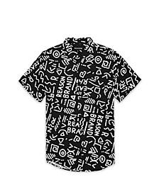 Men's Ancient Static Shirt