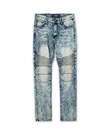 Men's Caution Denim Jeans