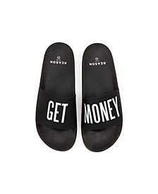 Men's Get Money Slides