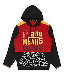 Men's by Any Means Hoodie