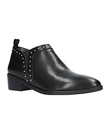 Lorraine Stud Detail Ankle Boots